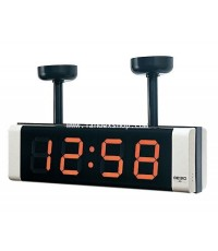SLC-122W นาฬิกา LED Seiko Indoor Suspended type (Double-faced)