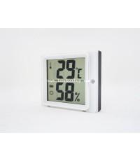 เครื่องวัดอุณหภูมิและความชื้น ระบบ LCD  (LCD Thermometer and Humidity Meter)