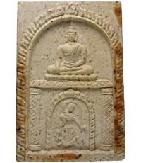 พระพุทธชนะมาร วัดธรรมบันดาล จ.นครราชสีมา ปี๔๑ พร้อมใบคาถาบูชา