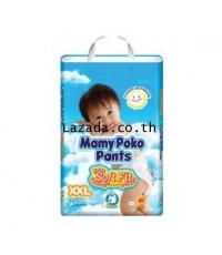 กางเกงผ้าอ้อม Mamypoko ไซส์ XXL ขนาด 38 ชิ้น เด็กชาย