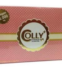 Colly Plus 10000 mg คอลลาเจนผสมอะเซโรล่า  1 กล่อง 15 ซอง
