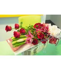 ช่อดอกไม้ BQ-017
