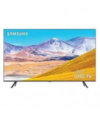 82 นิ้ว 4K UHD SMART TV SAMSUNG รุ่น UA82TU8100KXXT  TEL 0899800999 LINE @tvtook