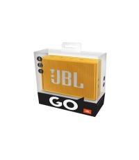 JBL Speaker Bluetooth 2.0 Go (Yellow)