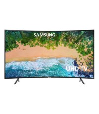 Samsung 55 นิ้ว รุ่น UA55NU7300KXXT UHD 4K Curved Smart TV 55NU7300 Series 7 2018