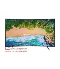 Samsung 55 นิ้ว รุ่น UA55NU7300KT UHD 4K Curved Smart TV NU7300 Series 7 2018