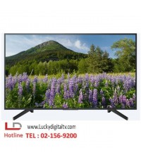 Sony LED TV 43 นิ้ว รุ่น KD-43X7000F 4K Ultra HD High Dynamic Range (HDR) สมาร์ททีวี X7000F Series