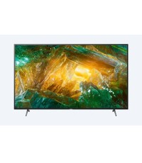 SONY 85 นิ้ว รุ่น KD-85X8000H X80H 4K Ultra HD High Dynamic Range (HDR) สมาร์ททีวี (Android TV