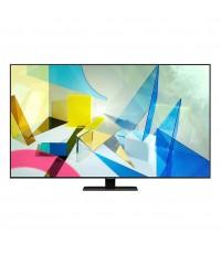 SAMSUNG 85นิ้ว QA85Q80TAKXXT Q80T QLED Smart 4K TV (2020) โทร 02 156 9200