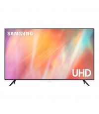SAMSUNG 55 นิ้ว รุ่น UA55AU7700KXXT AU7700 UHD 4K Smart TV (2021) 55AU7700