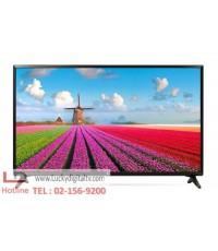 โทรทัศน์ LG 49 นิ้ว รุ่น 49LJ550T LED Full HD Resolution Smart TV webOS 3.5 Digital TV