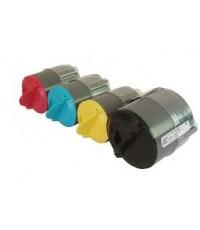 หมึกเทียบเท่า SAMSUNG- CLP 300 BKCMY หมึกสีใช้สำหรับ CPL300