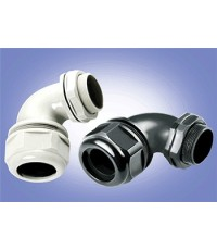 90°Elbow cable glands (Divided type)
