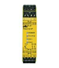 PNOZ X2.5P 24VDC 2n/o 1so  Product number: 777308