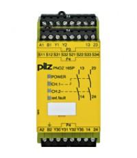 PNOZ 16SP 120VAC 24VDC 2n/o  Product number: 777075