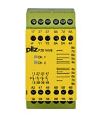 PZE X4V 8/24VDC 4n/o  Product number: 774584