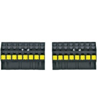 PNOZ X Set spring loaded terminals P3+P4  Product number: 374291