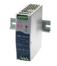 MEANWELL SDR-960-24 : 960W Din Rail Single O/P with PFC ราคา 7,665 บาท