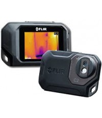 FLIR C2 Compact Thermal Imager with MSX, 4800 Pixels (80 x 60) Model: C2