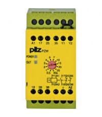 PILZ 774042 PZW 3/24VDC 1n/o 2n/c