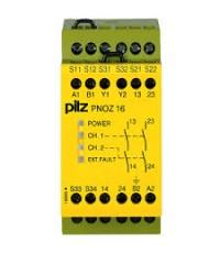 PILZ 774063 PNOZ 16 110VAC 24VDC 2n/o
