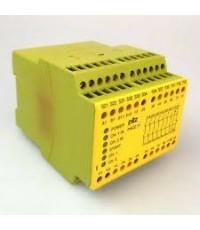 PILZ 774086 PNOZ 11 230-240VAC 24VDC 7n/o 1n/c