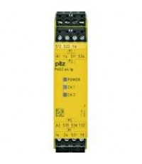 PILZ 774180 PNOZ e4.1p 24VDC 2so