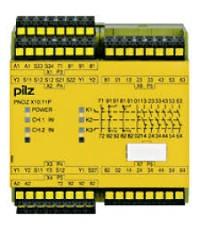 PILZ PNOZ X10.11P C 24VDC 6n/o 4n/c 6LED