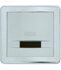 Marvel MU-102-1 ฟลัชวาล์วอัตโนมัติ เเบบฝังผนัง สำหรับโถปัสสาวะชาย Price : 6,500.-