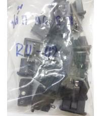 ปลั๊ก AC 2 ขา RU-02 ราคา 180 บาท