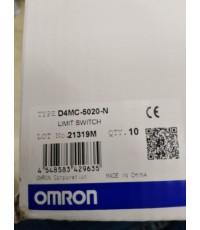 OMRON D4MC-5020 ราคา 487.86 บาท