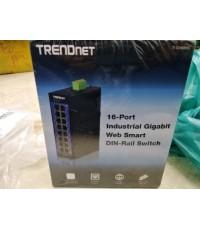 TRENDNET SMART DIN-RAIL SWITCH TI-G160WS 16-PROT ราคา 18000 บาท