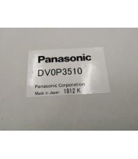 PANASONIC DV0P3510 ราคา 10500 บาท