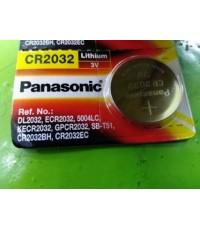 PANASONIC CR2032   (3V) ราคา 30 บาท