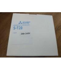 MITSUBISHI S-T20 200-240VAC ราคา 526.40 บาท