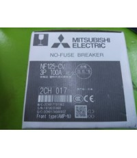 MITSUBISHI BREAKER NF125-CV 3P 100A ราคา 1551 บาท