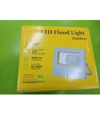 LED FLOOD LIGHT 100W 9000LM IP66 ราคา 1200 บาท