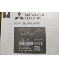 MITSUBISHI NF250-CV 3P 250A ราคา 2990 บาท