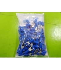 T.LUGหางปลาแฉกปลอกสีน้ำเงิน2.5-4S ราคา 1 บาท