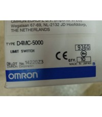 OMRON D4MC-5000 ราคา 484 บาท
