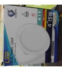 IWACHI LED SLIM PLANEL LIGHT IWC-PN-4-15W ราคา 180 บาท
