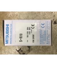 MITSUBISHI S-N10 100V ราคา 630 บาท