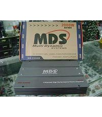 ขายPOWERAMP MDS MD-33440=4CH2000w ของใหม่ขายถูกุเพียง2100-บาท สนใจสินค้าติดต่อ 081-5762571จ.ชลบุรี