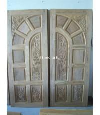 ประตูประกบสระอา แกะหงส์-ฟักทอง