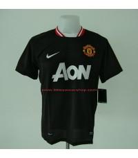 เสื้อฟุตบอลสโมสรแมนเชสเตอร์ ยูไนเต็ด สีดำ