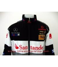 เสื้อแจ็คเก็ตทีมรถแข่งเมอร์เซเดส-เบนซ์