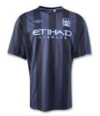 เสื้อฟุตบอลสโมสรแมนเชสเตอร์ ซิตี้ ชุดแข่งบอลยุโรป