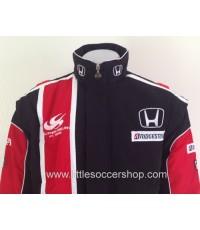 เสื้อแจ็คเก็ตทีมรถแข่งฮอนด้า