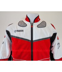 เสื้อแจ็คเก็ตทีมรถจักรยานยนต์ ยามาฮ่า (ลายใหม่)