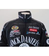 เสื้อแจ็คเก็ตทีมรถแข่งแจ๊คแดเนียลส์